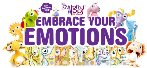 Worrywoo Monsters Teaching Kids Emotional Intelligence Australia