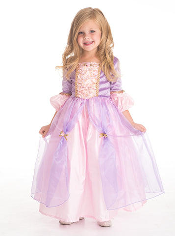 Little Adventures Deluxe Rapunzel Girls Costume
