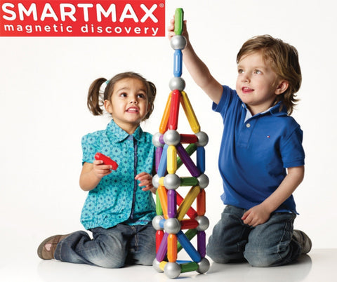 SmartMax Magnetic Discovery Basic 42 Piece Set | KidzInc Australia | Online educational toys