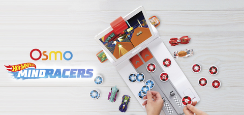 Osmo Hot Wheels Mindracers Kit | KidzInc Australia | Online Educational Toys