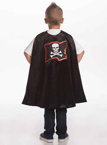 Little Adventures Pirate Boys Cape