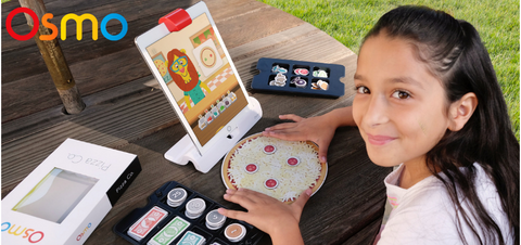 Osmo Pizza Co | KidzInc Australia | Online Educational Toys