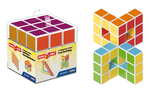 Magicube Free Building 27 Pieces | KidzInc Australia | Online Educational Toys