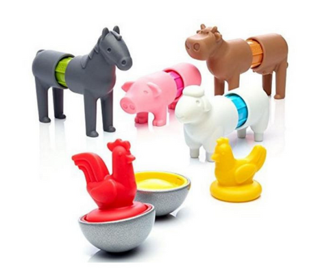 SmartMax Magnetic Discovery My First Farm Animals | KidzInc Australia | Online Educational Toys