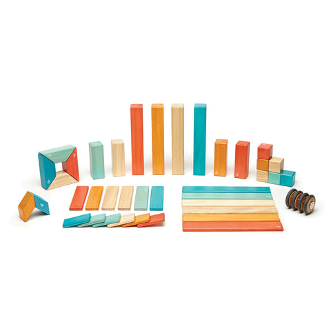 Tegu Sunset 42 Piece Set | KidzInc Australia | Online Educational Toys