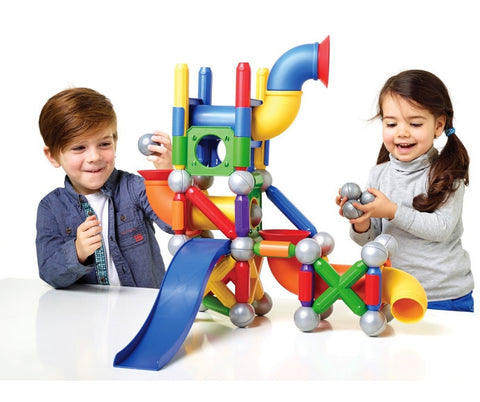 SmartMax Magnetic Discovery Mega Ball Run | KidzInc Australia | Online Educational Toys