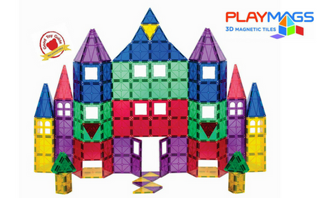 Playmags Australia | Magnetic Construction Toys | KidzInc Australia