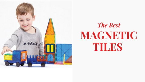 Magnetic Tiles | KidzInc Australia | Online Educational Toys