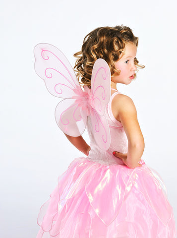 Little Adventures Pink Fairy Wings | KidzInc