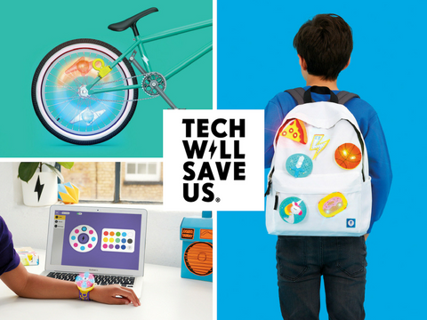 Tech Will Save Us Educational STEM Kits | KidzInc Australia