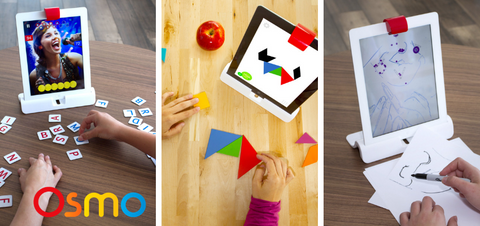 Osmo Genius Kit with Base and Mirror | Kidzinc Australia | Online Educational Toys