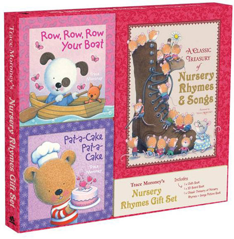 Trace Moroney Nursery Rhymes and Songs Baby Gift