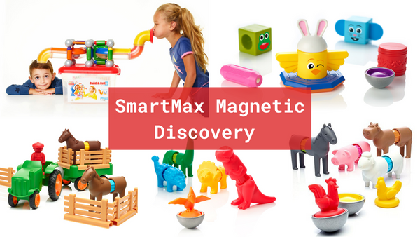 SmartMax Magnetic Discovery Australia | KidzInc | Online Educational Toys