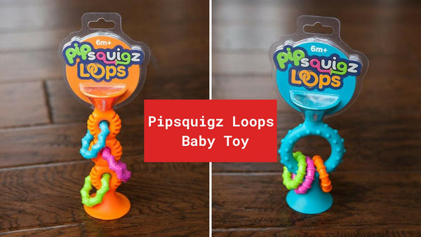 Fat Brain Toys pipSquiz Loops | Baby Toys | KidzInc Australia | Online Educational Toys