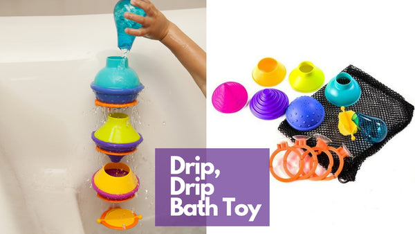 Fat Brain Toys Drip Drip | Bath Toys | KidzInc Australia | Online Educational Toys