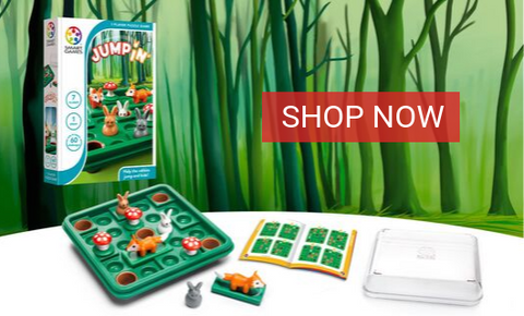 Smart Games Jump In Game | KidzInc Australia | Educational Toys Online
