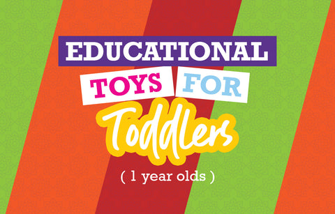 Educational Toys for One Year Olds