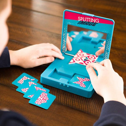 Fat Brain Toys Splitting Image Brainteaser Game | KidzInc Australia | Online Educational Toys