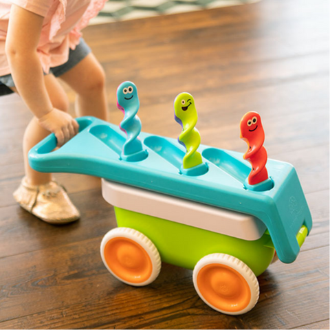 Fat Brain Toys Twissbits Wagon | Kidzinc Australia | Online Educational Toys