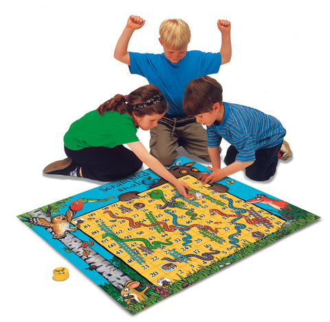 Gruffalo Giant Snakes and Ladders Board Game | KidzInc