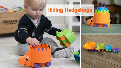 Fat Brain Toys Hiding Hedgehogs | Kidzinc Australia | Online Educational Toys