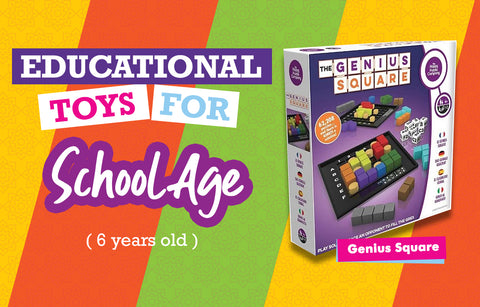 Educational Toys for 6 Year Olds - Genius Square
