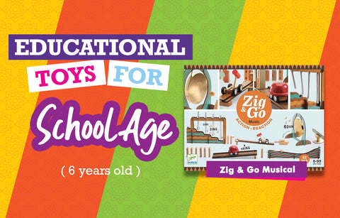 Educational Toys for 6 Year Olds