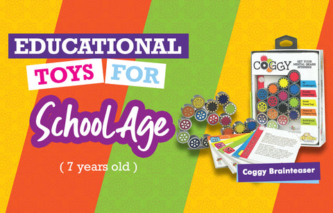 Educational Toys for 7 Year Olds - Coggy