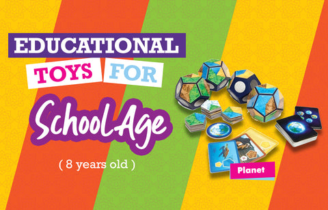 Educational Toys 8 Year Olds - Planet Board Game