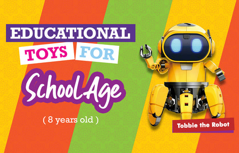 Educational Toys 8 Year Olds - Tobbie