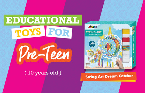Educational Toys for 10 Year Olds - Dream Catcher