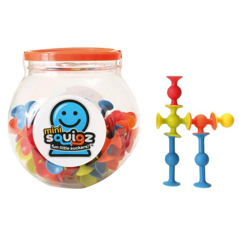 Mini Squigz Fat Brain Toys | Kidzinc Australia | Online Educational Toys