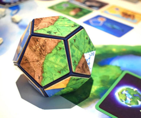 Planet Board Game by Blue Orange Games | KidzInc Australia | Online Educational Toys