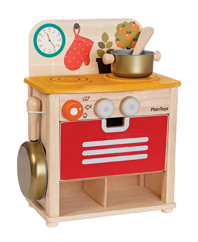 PlanToys Play Kitchen Set | KidzInc Australia
