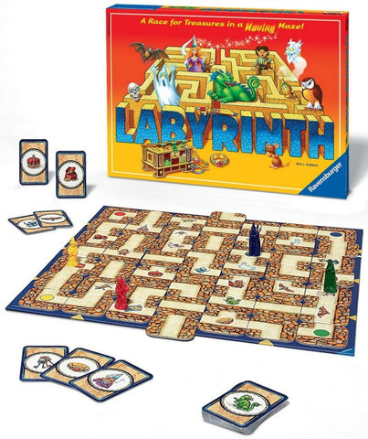 Ravensburger Amazing Labyrinth Board Game | KidzInc