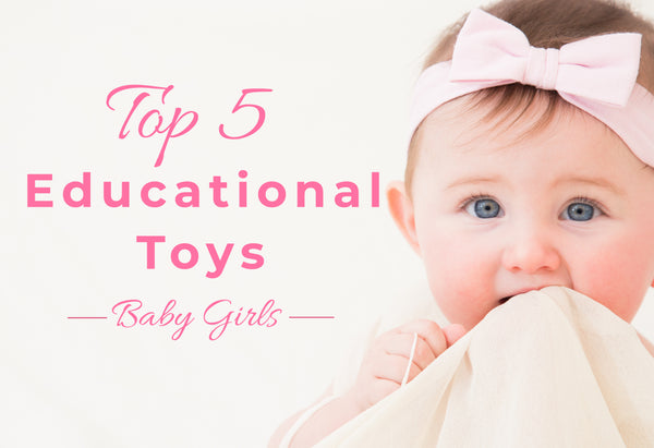 Educational Toys for Baby Girls | KidzInc Australia | Online Educational Toys