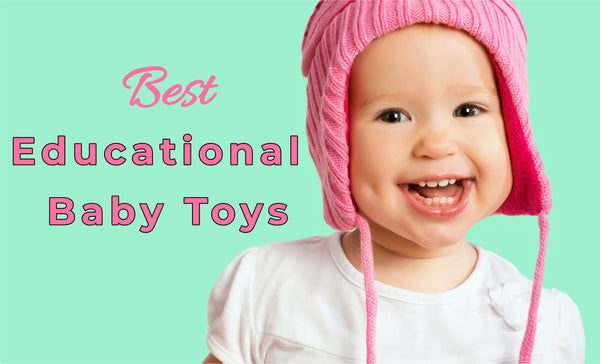 Best Educational Baby Toys | KidzInc Australia | Online Educational Toys