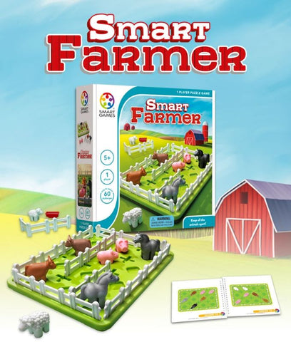 Smart Farmer Game by Smart Games Australia | KidzInc Online Educational Toys
