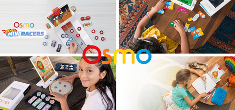 Osmo Australia | Educational Toy Shop | KidzInc Australia