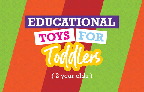 Educational Toys for Two Year Olds