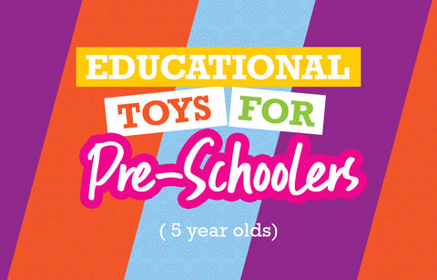 educational toys for 5 year olds