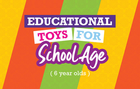educational toys for six year olds