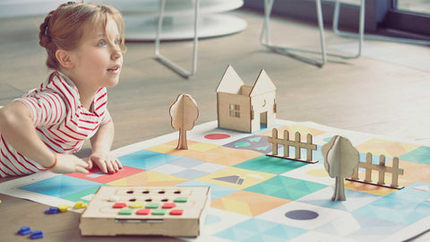 Cubetto A Wooden Robot Teaching Kids About Coding | KidzInc Australia | Online Educational Toy Shop