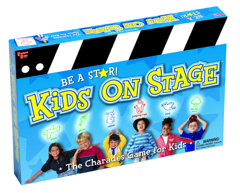 University Games - Kids On Stage Game | KidzInc Australia | Online Educational Toy Store