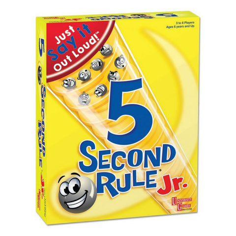 University Games - 5 Second Rule Junior Game | KidzInc Australia | Online Educational Toy Store
