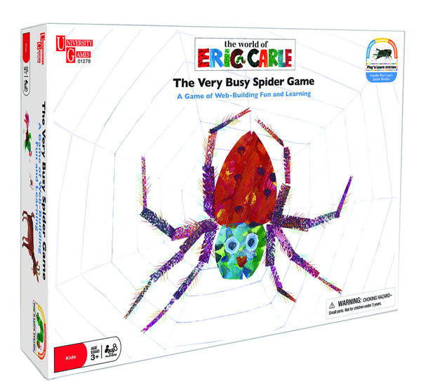 Eric Carle The Very Busy Spider Game | KidzInc Australia | Online Educational Toy Store