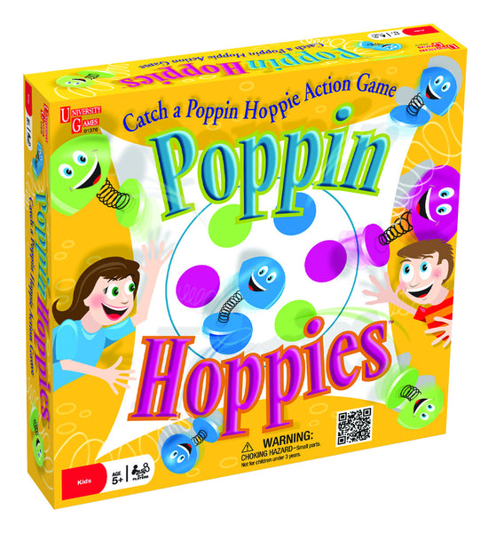 University Games Poppin Hoppies | KidzInc Australia | Online Educational Toy Store