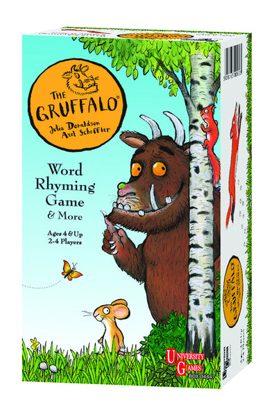 Gruffalo Rhyming Card Game | KidzInc Australia | Online Educational Toy Store