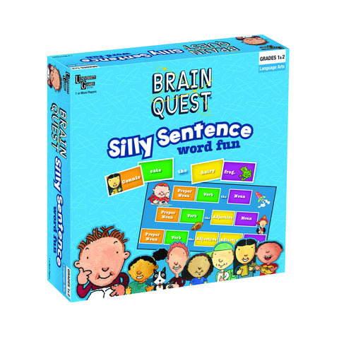 Brain Quest - Silly Sentence Game | KidzInc Australia | Online Educational Toy Store