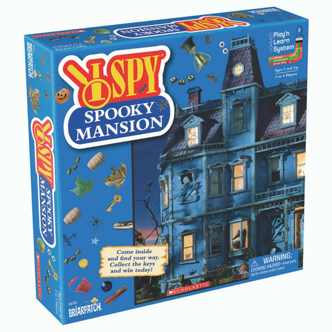 Briarpatch - I Spy Spooky Mansion | KidzInc Australia | Online Educational Toy Store